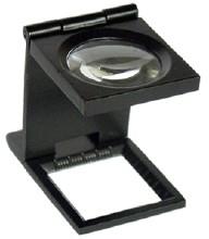 折叠式放大镜 10X 不带灯