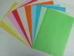 彩色 80g A4打印纸 50张/包