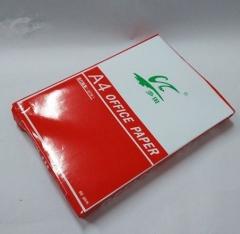 多田牌 红太阳 80g A4打印纸 500张 / 包 白色