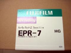 富士Fujifilm EPR-7 光绘菲林/底片/黑片