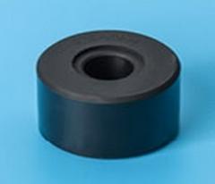 品纯宝 Ø40NBR水平线通用轮片 丁晴橡胶 Ø40*Ø12*15.6L*3.2