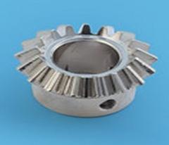 品纯宝 17齿 金属镀硬铬 水平线通用伞齿轮 金属镀硬铬 17T/M2.0,孔:Ø17