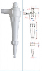 水平线通用外围功能系列 喷砂机分离器组合