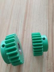 胶齿轮 14mm