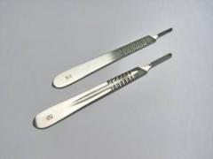 3#金属刀柄