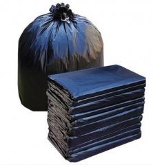 黑色垃圾袋 80mm*90mm  20只/扎