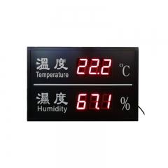 温湿度计显示屏(长450*宽280*厚55)