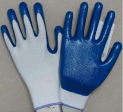丁晴涂胶手套