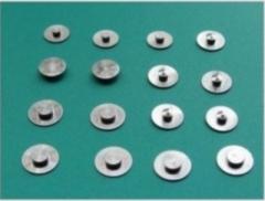 平头曝光钉(特殊规格定制) 5.00mm 2.475mm 总高1.25mm*底盘厚度0.15mm