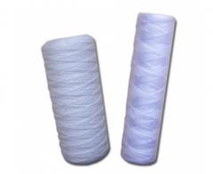 2.36寸 (外径6cm) 缠绕式过滤棉芯 30支/箱