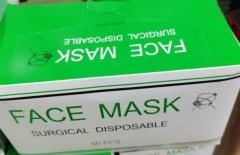 一次性活性炭口罩 50Pcs/盒